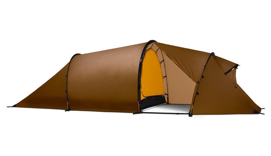 Hilleberg Nallo 2 GT tent bruin